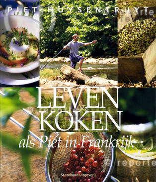 Client : Standaard Uitgeverij Book : Leven en Koken als Piet in Frankrijk door Piet Huysentruyt Reporters © Jean Davister - Studio Image