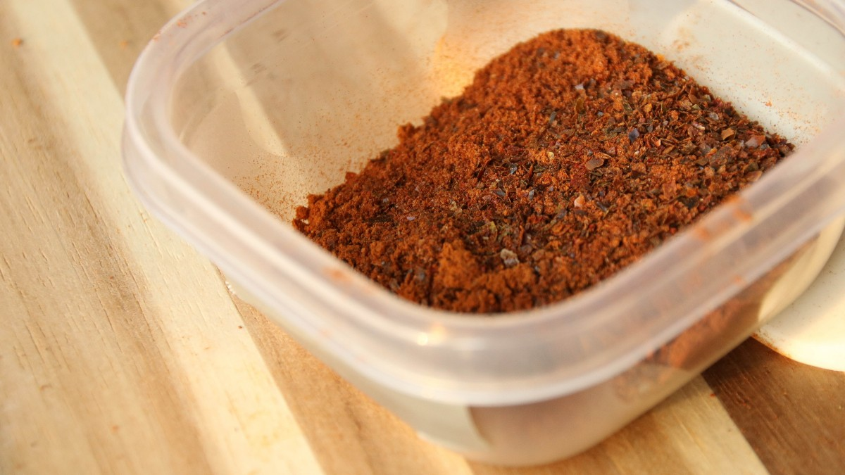 Smoked pepper powder – How to make your own?