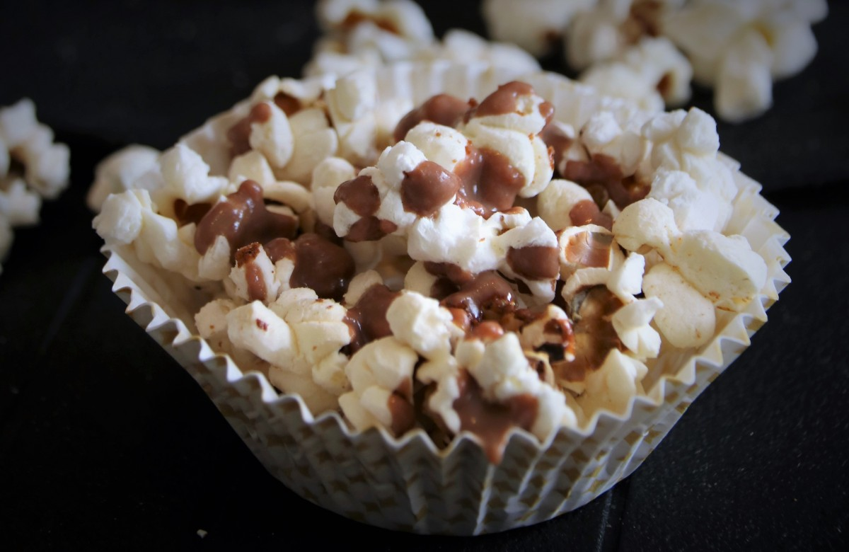 BBQ Popcorn Time a true BBQ Kids recipe