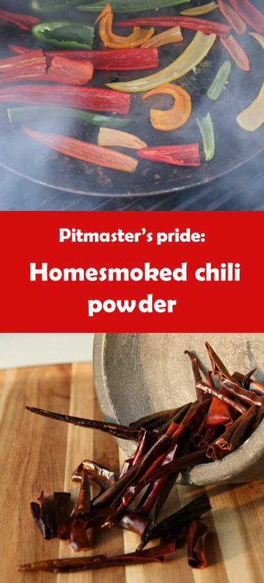 Like making things from scratch? This project for homesmoked pepper powder will pimp your rubs!