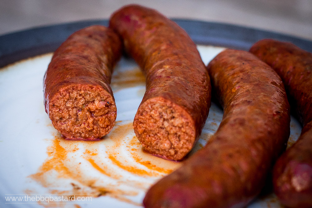 Homemade Chorizo – How to make your own sausage