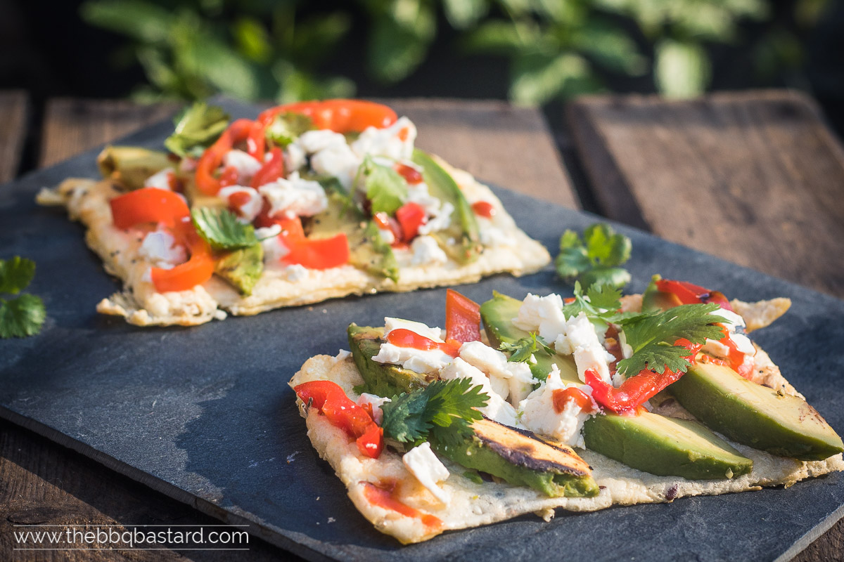 Cloud cookie pizza – The lady @ the BBQ