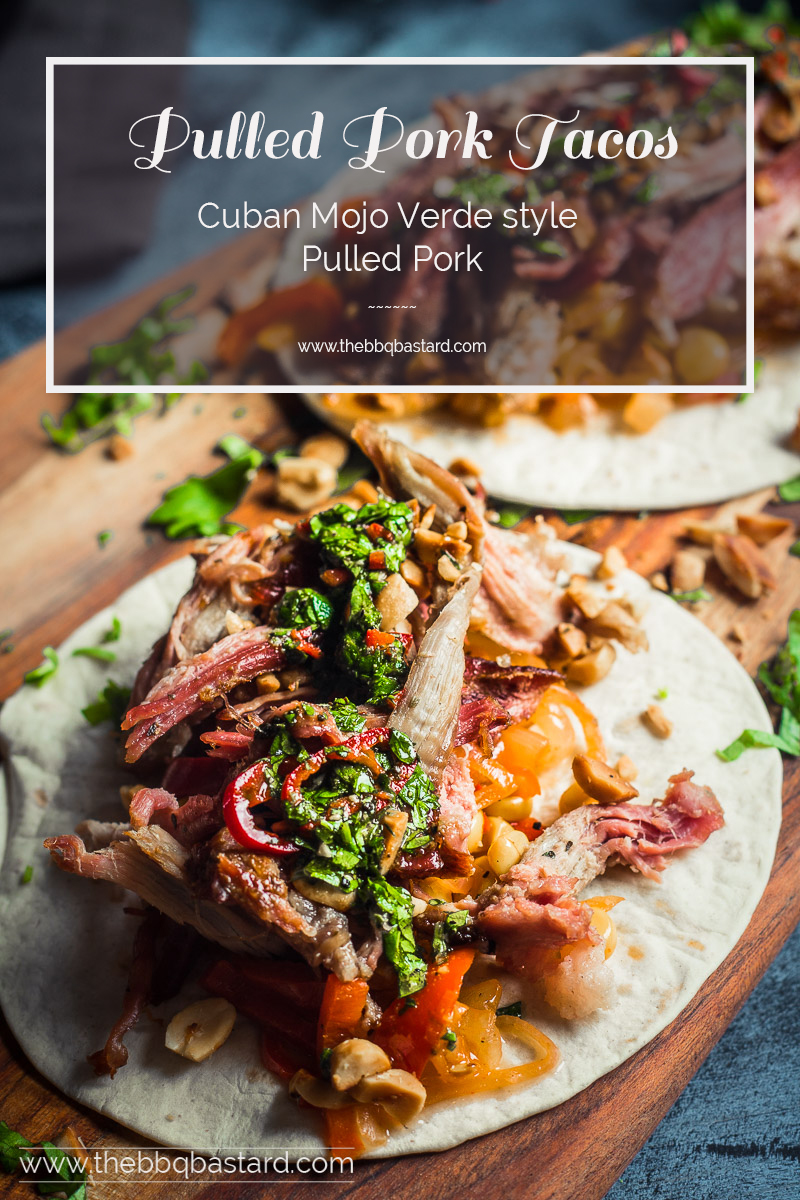 Cubaanse pulled pork