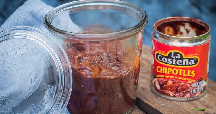 Mole Poblano BBQ sauce – Mexican madness