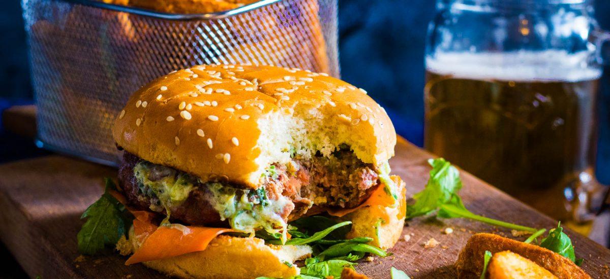 Turkish Lamb burger – perfect burger?
