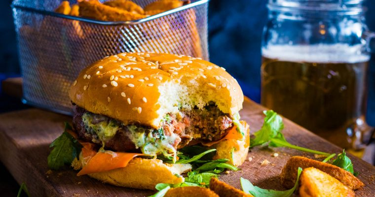 Turkish Lamb burger – perfect burger?