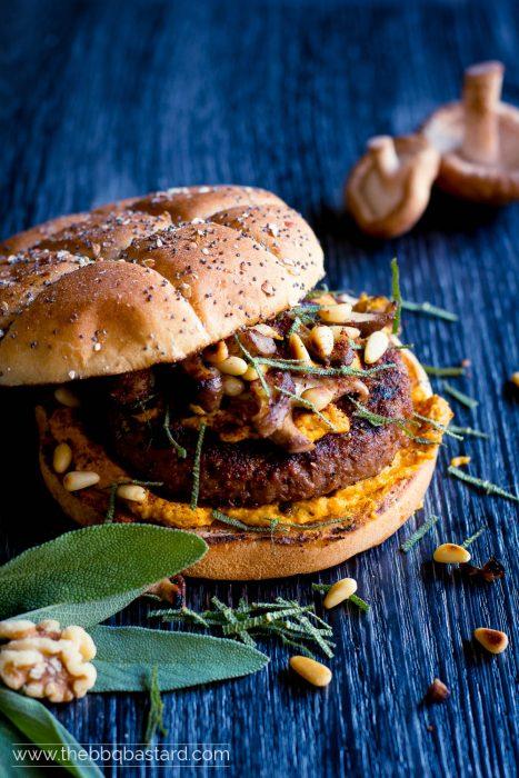 Hamra Harvest Burger