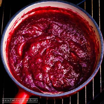 Spicy Cranberry sauce