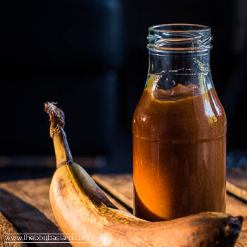 Filipina Banana ketchup