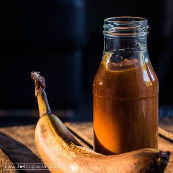 Filipina Banana ketchup