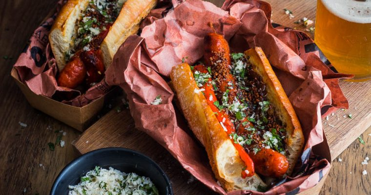 Merguez Hot Dog – Noord-Afrikaanse Haute dog