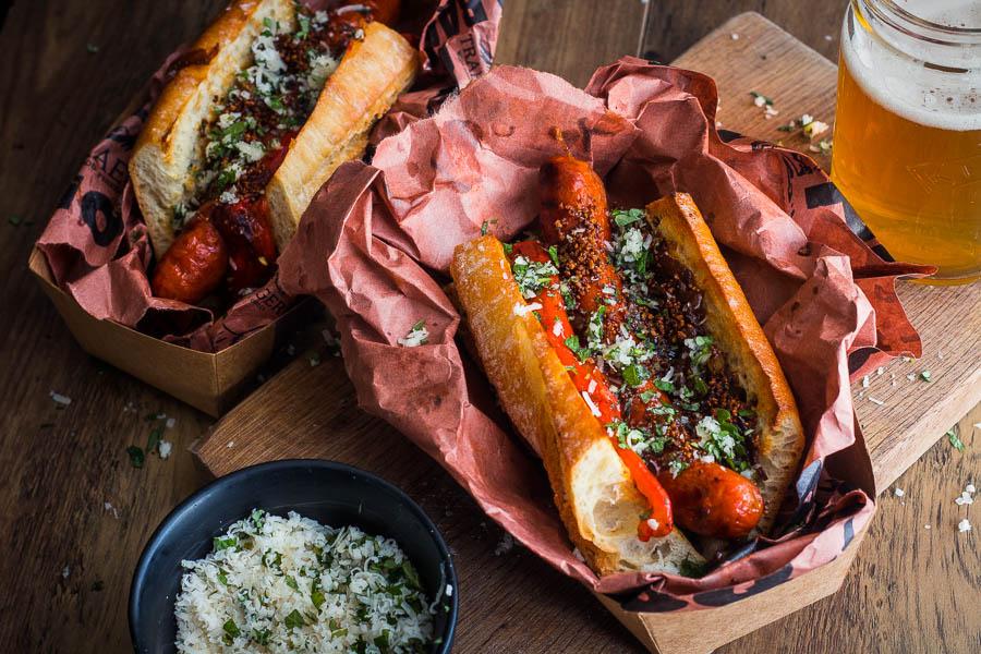 Merguez Hot Dog – Noord-Afrikaanse Haute dog
