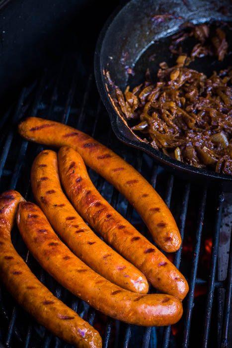 Merguez Hot dog