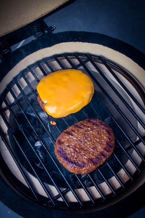 Basic burger patty