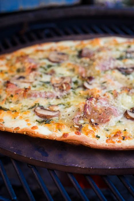 Fat Bastard Pizza
