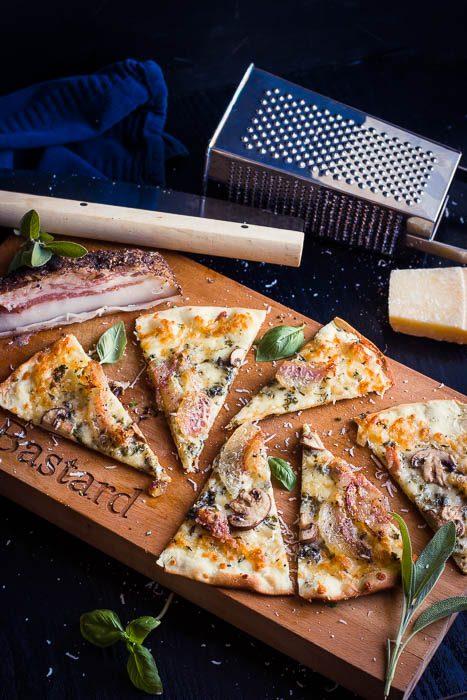 Pizza Guanciale
