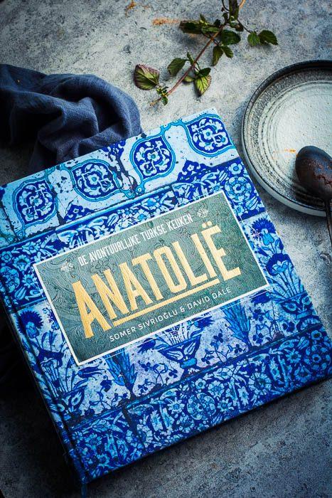 Review van het boek Anatolie van Somer Sivrioglu en David Dale