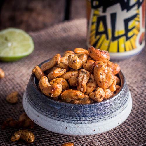 Mexicaanse borrelnootjes