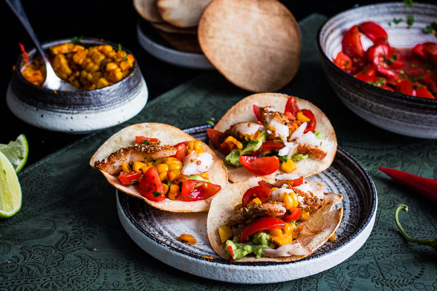 Smoked Cod Fish Taco – Mexicaanse Kabeljauw