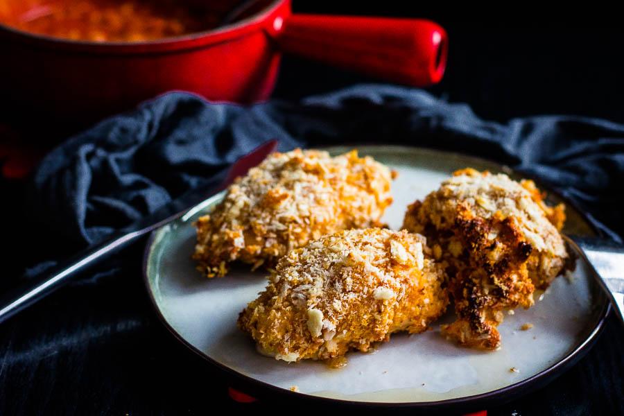 Traeger baked Chicken Nuggets – #kidsfavorite