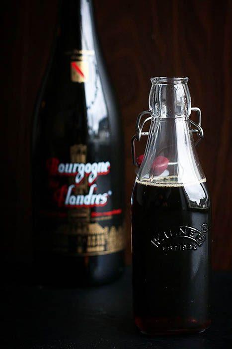 Bourgogne des Flandres siroop