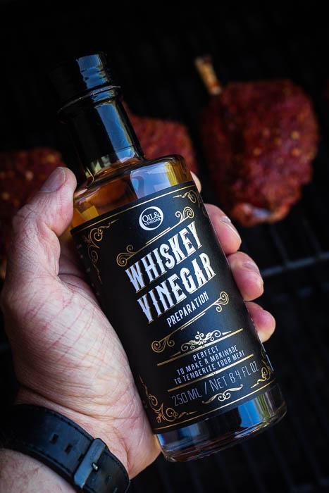 whiskey vinegar oil and vinegar