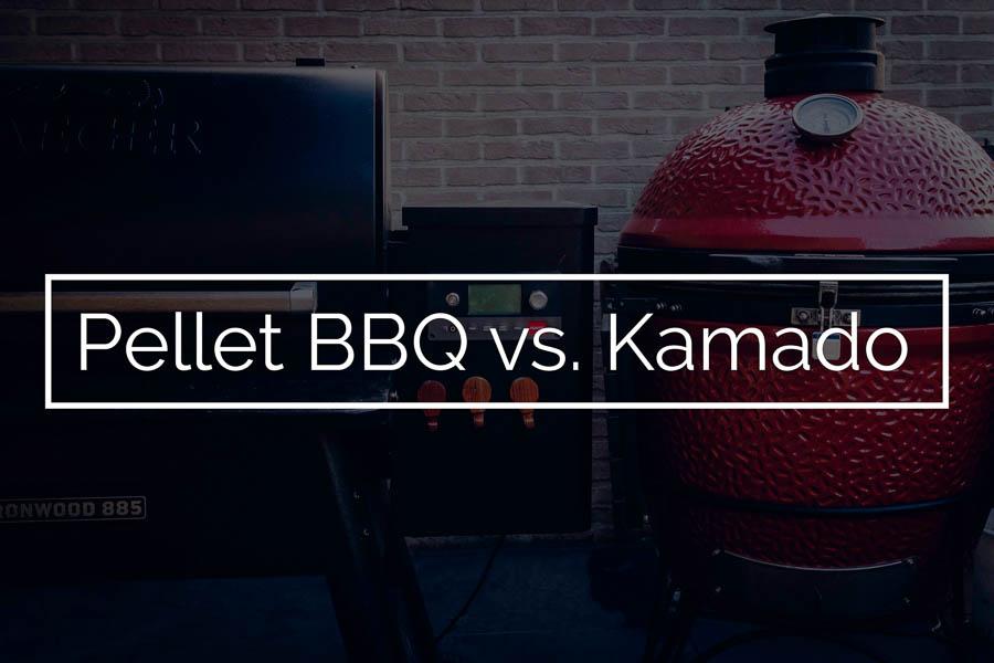 Pellet BBQ Vs. Kamado – welke keuze maak jij?