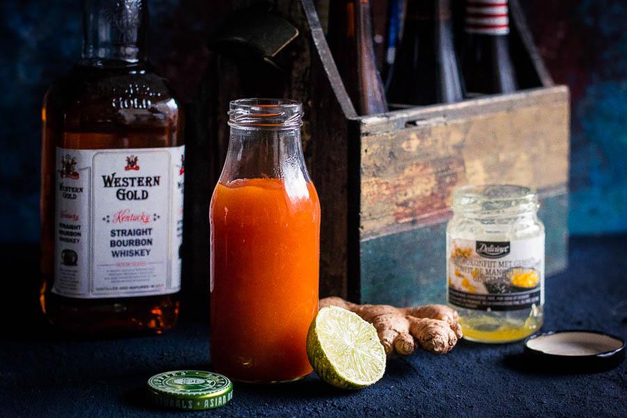 Daring Disney Sauce – Pittige mangosaus met whisky