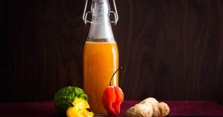 Oriental Assassin Hot sauce – huisgemaakte hete saus