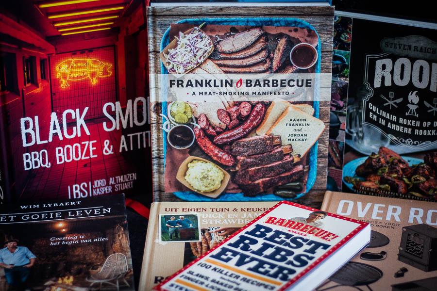 12 BBQ boeken die je niet mag missen! #start2bbq