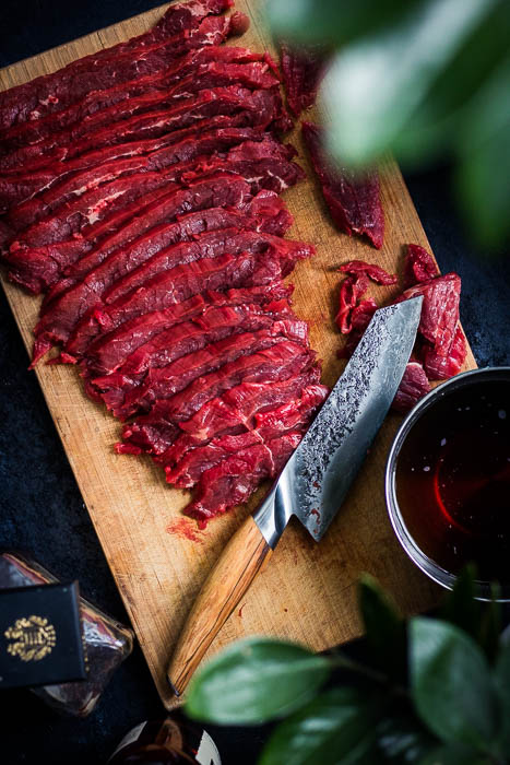 Beef Jerky Marinade
