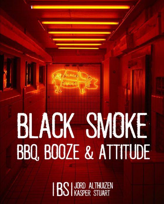 Black Smoke  Favoriete BBQ Boeken