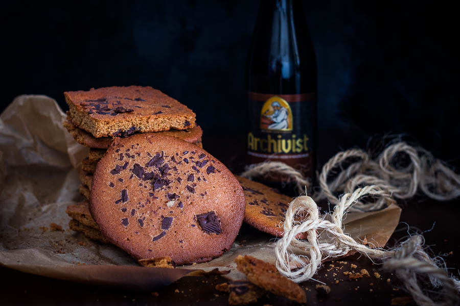Brown Ale New Yorkers – American cookies