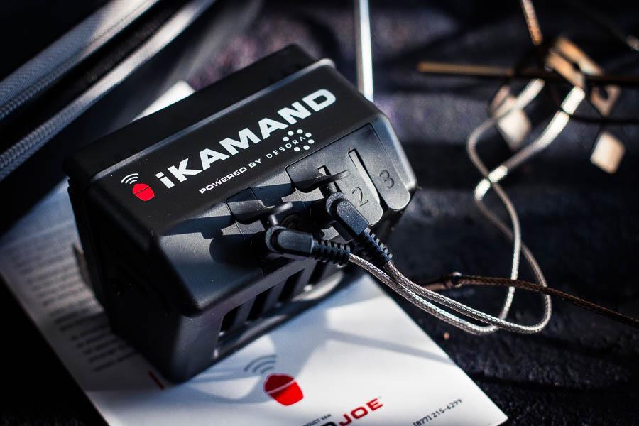 Ikamand 2.0 review – Kamado Joe Pitcontroller