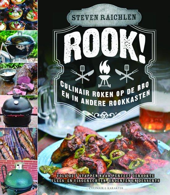 BBQ Boeken : Rook door Steven Raichlen