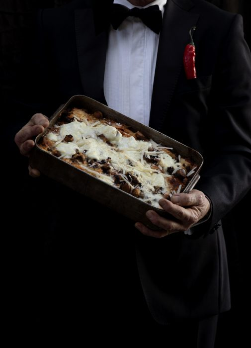The Godfather lasagne