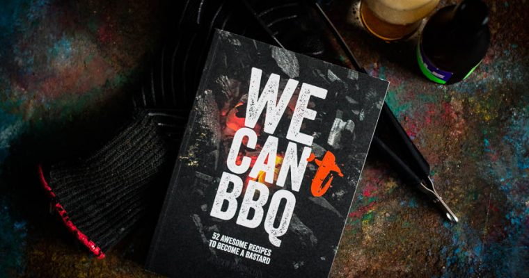 We can BBQ by Jeroen Wesselink – Kookboek review