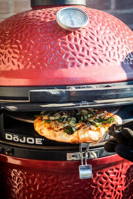 Pizza bakken dojoe