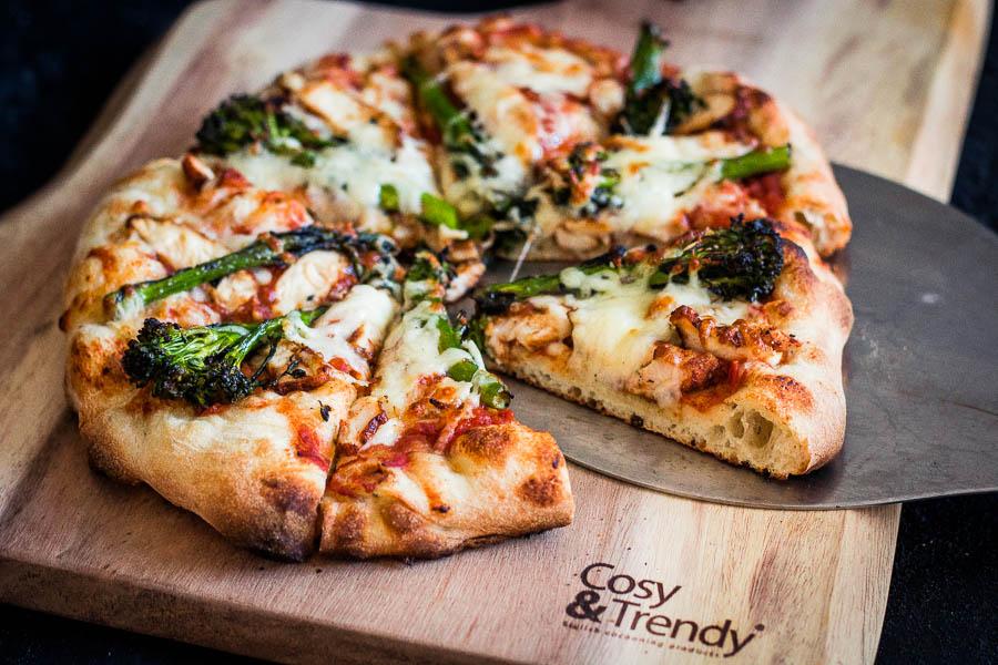 Pizza bakken op de BBQ (deel 2) – #start2bbq