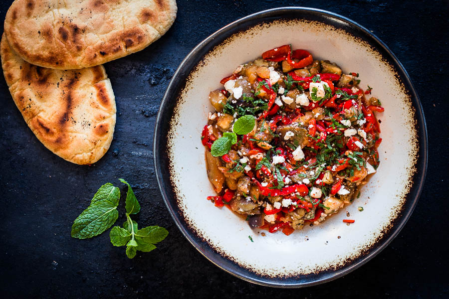 Turkse BBQ salade – Smaakvolle lauwwarme salade