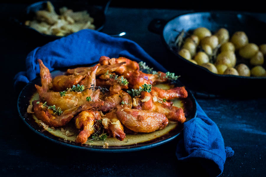Crispy chicken wings in 5 stappen – #start2BBQ