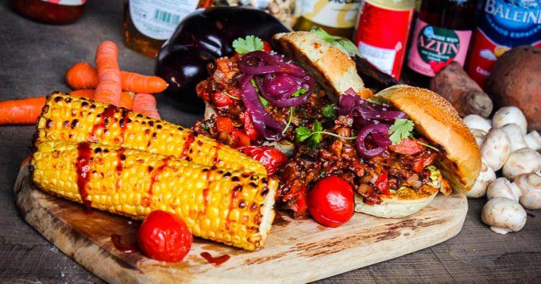Sloppy Vegan – Klaar voor de veganistische Sloppy Joe?