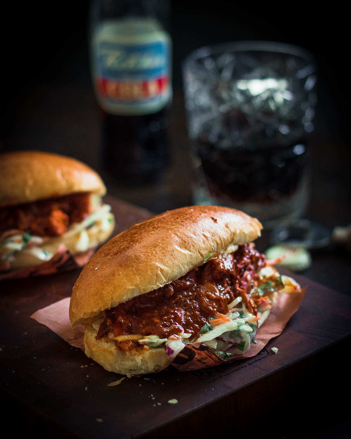 Achiote Chicken Sandwich