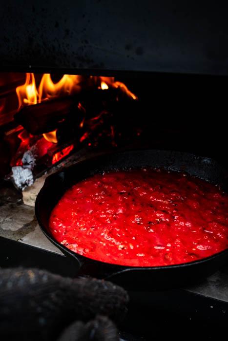 smoky tomatensaus