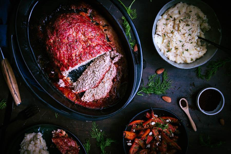 Gehaktbrood van de BBQ: een fantastische klassieker